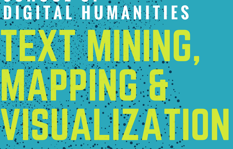 Summer school on Digital Humanities in Latvia